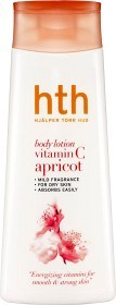 Bild på HTH Body Lotion Vitamin C & Apricot 200 ml