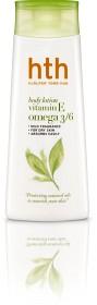 Bild på HTH Body Lotion Vitamin E & Omega 200 ml