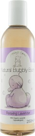 Bild på Humphrey's Corner Relaxing Lavender Bubbly Bath 250 ml