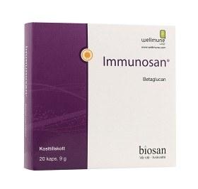 Bild på Immunosan 20 kapslar