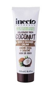 Bild på Inecto Coconut Bath & Shower Cream 250 ml