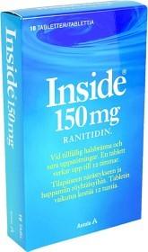 Bild på Inside, filmdragerad tablett 150 mg 10 st