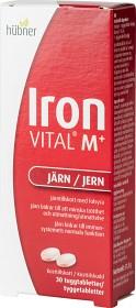 Bild på Iron Vital 30 tuggtabletter