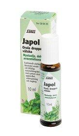 Bild på Japol Myntaolja, orala droppar 10 ml