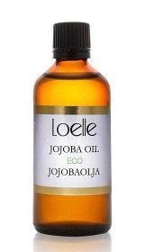 Bild på Loelle Jojobaolja kallpressad 100 ml
