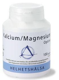 Bild på Helhetshälsa Kalcium/Magnesium Optimal 100 kapslar