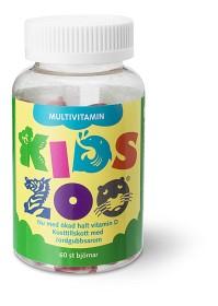 Bild på KidsZoo Multivitamin Jordgubb 60 st