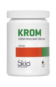Bild på Skip Krom 100 tabletter