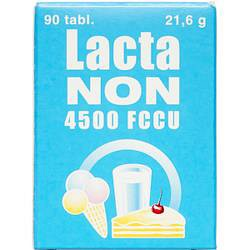 Bild på Lactanon 4500 FCCU, 90 tabletter
