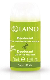 Bild på Laino Deodorant Green Tea Mint Leaf 50 ml