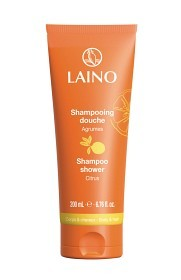 Bild på Laino Schampo & Body Wash Citrus 200 ml