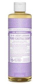 Bild på Dr Bronner Lavender Liquid Soap 473 ml