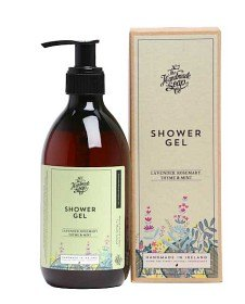 Bild på Lavender, Rosemary & Mint Shower Gel 300 ml