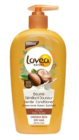 Bild på Lovea Conditioner Shea Butter 500 ml