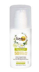 Bild på Lovea High Protection Moisturizing Face Cream SPF 50