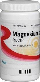 Bild på Magnesium Recip, tuggtablett 120 mg 60 st