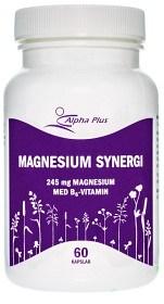 Bild på Magnesium Synergi 60 kapslar