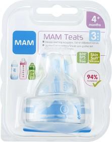 Bild på MAM Teat 3, 2 st
