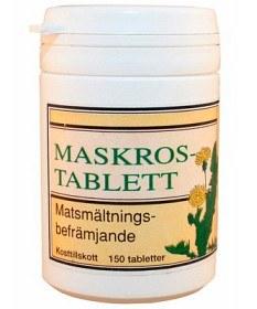 Bild på Maskrostablett 150 tabletter