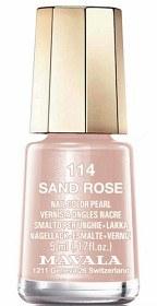 Bild på Mavala Minilack 114 Sand Rose