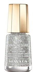 Bild på Mavala Minilack 229 Sparkling Silver