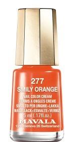 Bild på Mavala Minilack 277 Smiley Orange