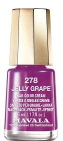 Bild på Mavala Minilack 278 Jelly Grape