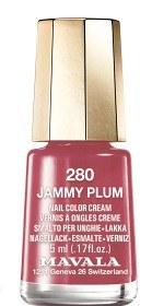 Bild på Mavala Minilack 280 Jammy Plum