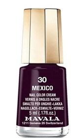 Bild på Mavala Minilack 30 Mexico