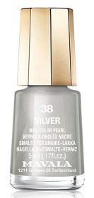 Bild på Mavala Minilack 38 Silver