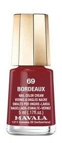 Bild på Mavala Minilack 69 Bordeaux