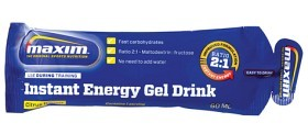 Bild på Maxim Instant Energy Gel Drink Citrus 60 ml