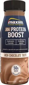 Bild på Maxim Protein Boost Carb Reduced Chocolate 480 ml