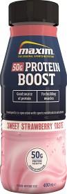 Bild på Maxim Strength Protein Boost Strawberry Blast 480 ml