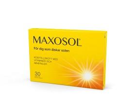 Bild på Maxosol 30 tabletter