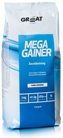 Bild på Great Earth Mega Gainer Recovery Jordgubb 1,1 kg