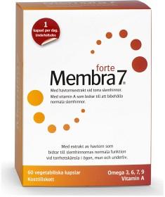 Bild på Membra7 Forte 60 kapslar