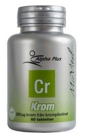 Bild på MerVital Krom 60 tabletter