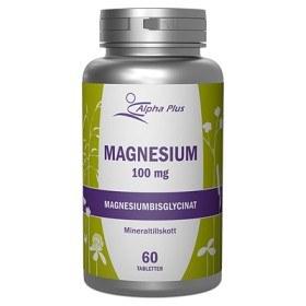 Bild på MerVital Magnesium 60 tabletter