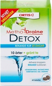 Bild på MethodDraine Detoxine 60 tabletter
