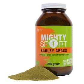 Bild på Mighty Sport Barley Grass 280 g