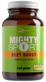 Bild på Mighty Sport Beet Boost 140 g