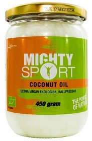 Bild på Mighty Sport Coconut Oil 450 g