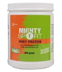 Bild på Mighty Sport Whey Protein 450 g