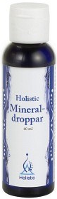 Bild på Holistic Mineraldroppar 60 ml