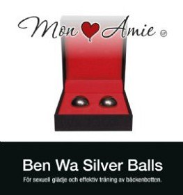 Bild på Mon Amie Ben Wa Silver Balls