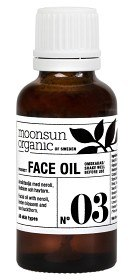 Bild på Moonsun Face Oil 30 ml