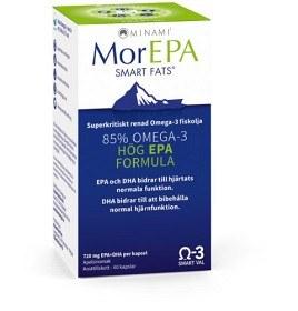 Bild på MorEPA Smart Fats 60 kapslar