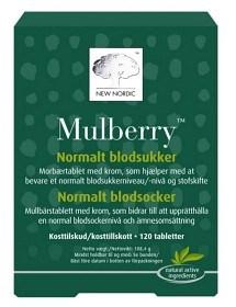 Bild på Mulberry 120 tabletter