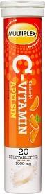 Bild på Multiplex C-vitamin Apelsin 20 brustabletter